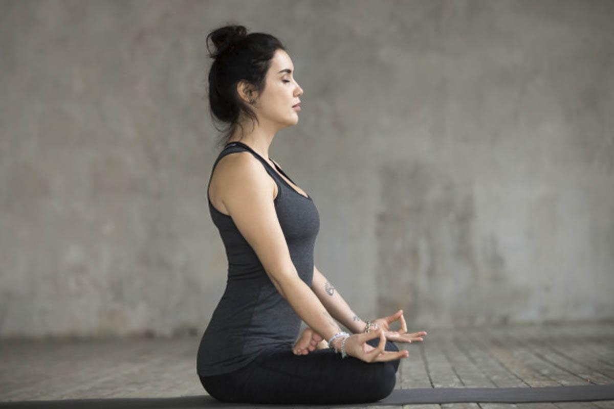 five-yoga-posture-to-reduce-stress-Padmasana-posture
